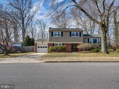 Lawrenceville Single Family Home For Sale: 5 Rydal Drive