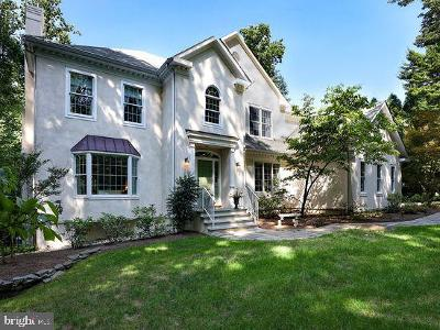 Princeton NJ Single Family Home For Sale: $1,758,000