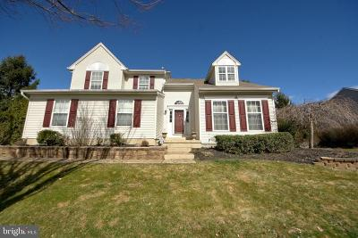 Robbinsville Single Family Home For Sale: 205 Ivanhoe Drive
