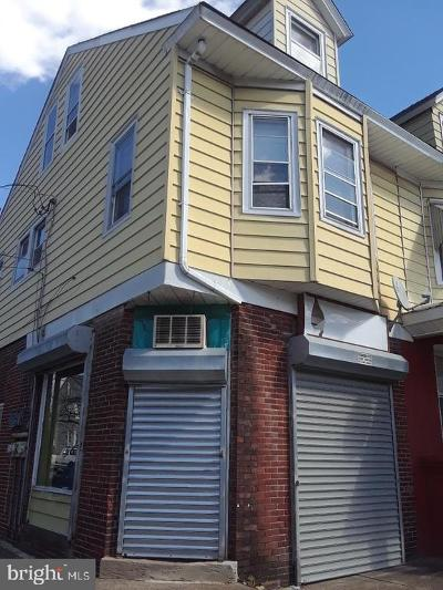 Trenton NJ Multi Family Home For Sale: $129,900