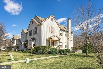 Robbinsville Townhouse For Sale: 116 Cromwell