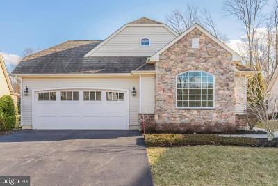 Princeton Junction Single Family Home For Sale: 55 Murano Drive