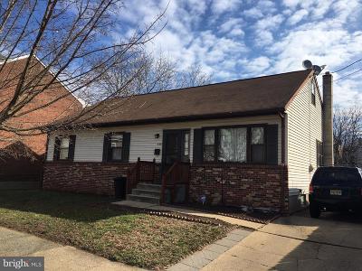 Trenton Single Family Home For Sale: 416 Home Avenue