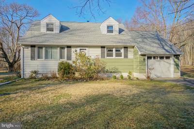 Hopewell Single Family Home For Sale: 198 Hopewell Wertsville