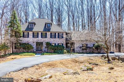 Princeton Single Family Home For Sale: 40 White Oak Drive