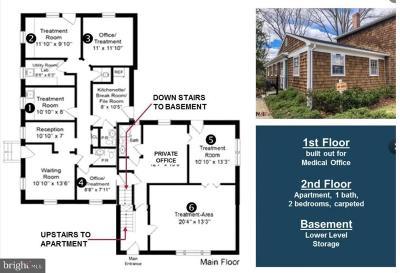 Princeton Single Family Home For Sale: 202 N Harrison N
