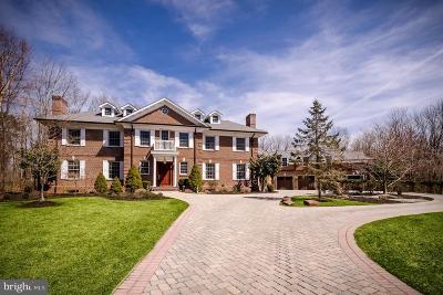 Princeton Single Family Home For Sale: 8 Players Lane