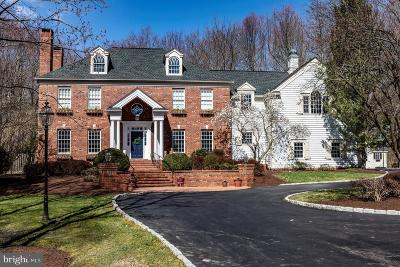 Princeton Single Family Home For Sale: 3 Toftrees Court