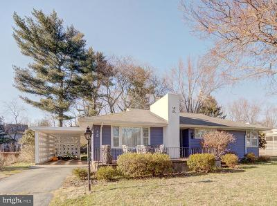 Hopewell Single Family Home For Sale: 58 Lafayette Street