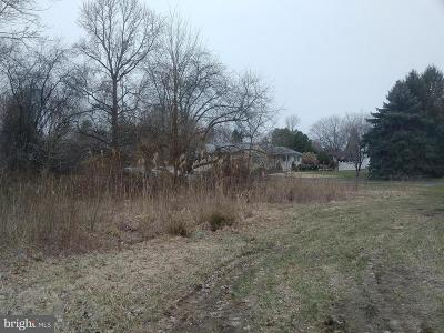 Robbinsville Residential Lots & Land For Sale: 167 Robbinsville-Allentown Rd