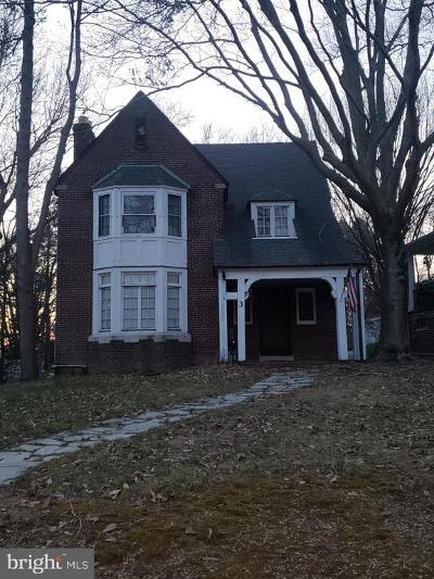Trenton Single Family Home For Sale: 3 Buckingham