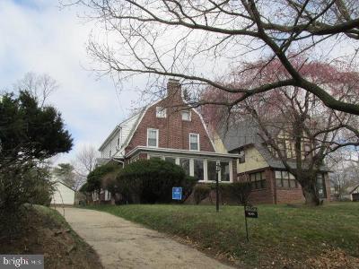 Trenton Single Family Home For Sale: 15 Buckingham