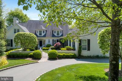 Princeton Single Family Home For Sale: 27 Grasmere