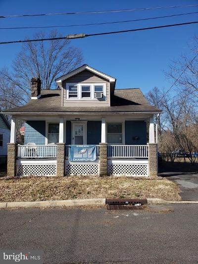 Ewing Single Family Home For Sale: 111 Florence