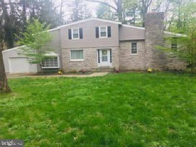 Ewing Single Family Home For Sale: 6 Perry Drive