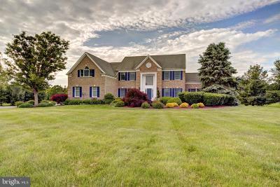 Pennington Single Family Home For Sale: 4 Hunters Ridge Drive