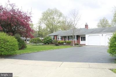 Ewing Single Family Home For Sale: 29 Langmoore Dr