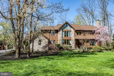 Princeton Single Family Home For Sale: 15 Teak Lane