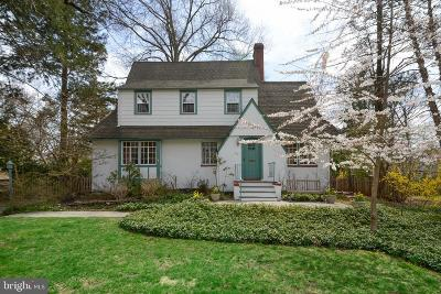 Pennington Single Family Home For Sale: 116 King George Road