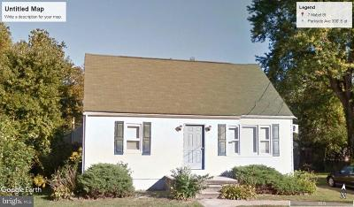 Ewing Single Family Home For Sale: 200 Upland