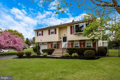 Hightstown Single Family Home Under Contract: 119 Springcrest