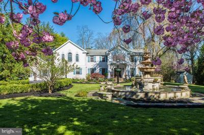 Princeton Single Family Home For Sale: 3735 Lawrenceville Princeton