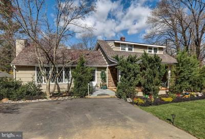 Princeton Junction Single Family Home For Sale: 11 Millstone Road