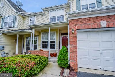 Robbinsville Townhouse For Sale: 8 Chatham