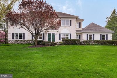 Princeton Junction Single Family Home For Sale: 1 Tindall Trail