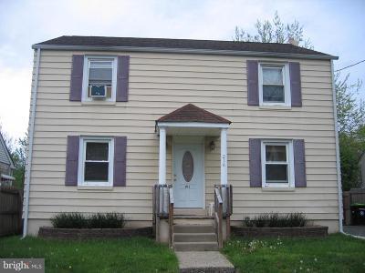 Ewing Multi Family Home For Sale: 216 Hazelhurst Ave.