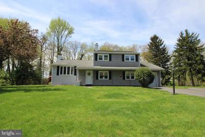 Princeton Junction Single Family Home For Sale: 8 Windsor Drive