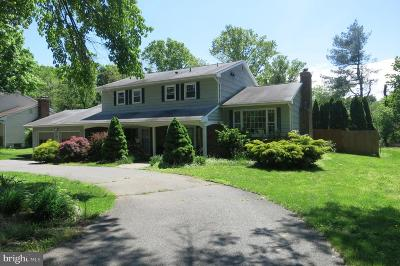 Princeton Junction Single Family Home For Sale: 150 Hightstown Road