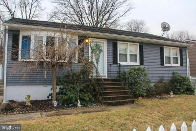 Trenton Single Family Home Active Under Contract: 185 Quimby