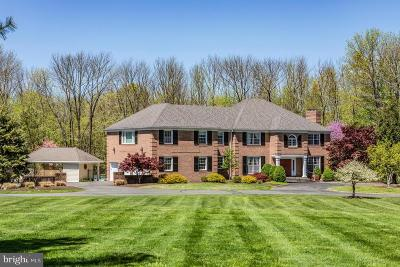 Princeton Single Family Home For Sale: 959 Cherry Valley Road
