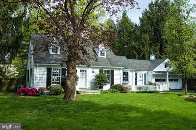 Princeton Single Family Home For Sale: 766 Princeton Kingston Rd