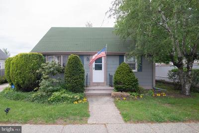 Hamilton Single Family Home For Sale: 2556 Whitehorse Mercerville Road