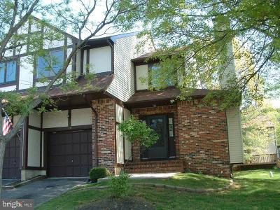 Ewing Townhouse For Sale: 10 Cambridge