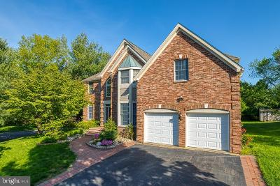 Princeton Single Family Home Active Under Contract: 16 Fleming Way