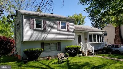Ewing Single Family Home Under Contract: 8 Wiscassett Avenue