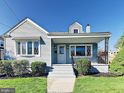 Trenton Single Family Home For Sale: 775 President Ave