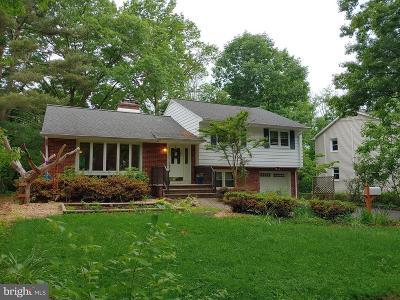 Princeton Single Family Home For Sale: 88 Harris Road