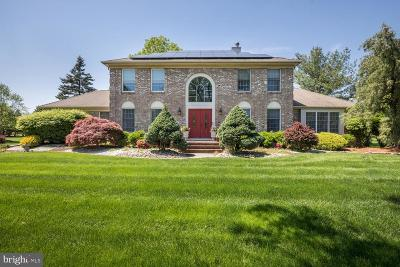 Princeton Junction Single Family Home For Sale: 6 Reed Dr N