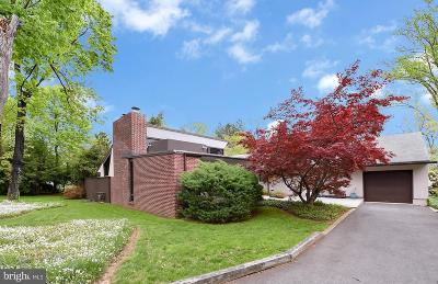Princeton Single Family Home For Sale: 231 Snowden Lane
