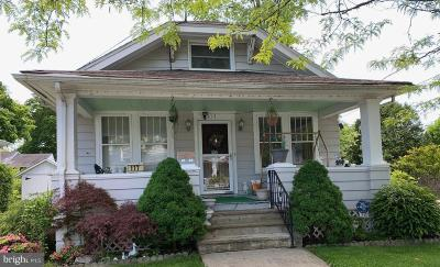 Hightstown Single Family Home For Sale: 117 Center Street