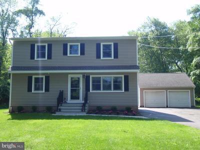 Pennington Single Family Home For Sale: 104 Blackwell Road