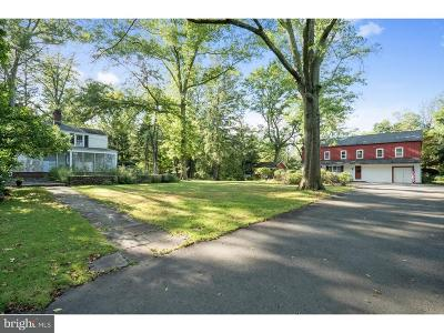 Princeton Single Family Home For Sale: 84 Carson Road