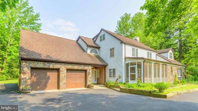 Princeton Junction Single Family Home For Sale: 46 N Mill Road