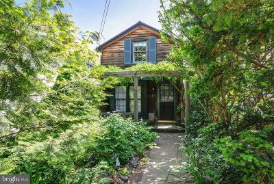 Princeton Single Family Home For Sale: 21 Greenview Avenue