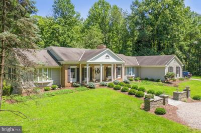 Princeton Single Family Home For Sale: 581 Herrontown Road