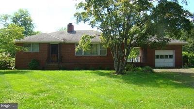 Pennington Single Family Home For Sale: 25 Flower Hill Drive